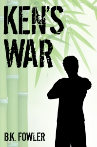 Ken's War - a fast-paced books for teens and young adults.
